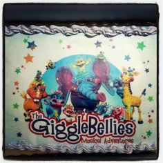 Ahooga look at this fantastic cake Kasia Tunnell shared! Awesome!! #diy #GBbirthday