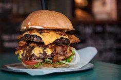 The Best Cities In America For Burgers, Pizza, BBQ, and More