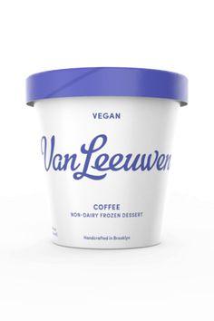 Vegan Coffee - Van Leeuwen Artisan Ice Cream