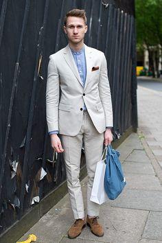 Streetwear primavera verano London Collections 2014