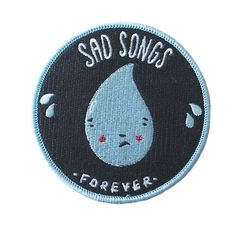 sad songs patch / stay at home club