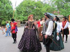 Pennsylvania Renaissance Faire, Manheim, PA Open Weekends August - October.  http://www.whereandwhen.com/things+to+do/Pennsylvania+Renaissance+Faire/
