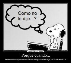 Imagenes de Snoopy con frases amor - Imagui