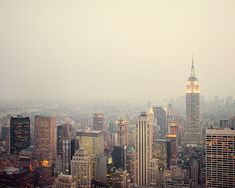 New York NYC Photography Manhattan skyline от EyePoetryPhotography