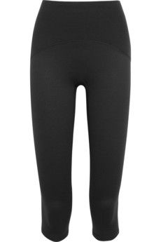Spanx Active stretch Capri leggings | NET-A-PORTER