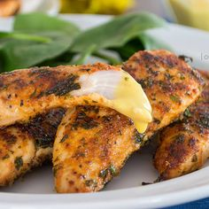 Easy Pan-Fried Chicken Tenders (Dairy and Gluten Free) Paleo Recipe Pan Fried Chicken Tenders, Pan Cooked Chicken, Chicken Tenders Healthy, Fried Chicken Breast, Chicken Tender Recipes, How To Cook Chicken, Chicken Meals, Chicken Salads, Chicken Asparagus