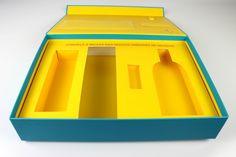 CriativeBox / Berço com corte especial para caixa cartonada. #criativebox #berçoespecial #caixapersonalizada
