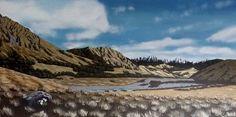 New Zealand artist Acrylic Paintings, New Zealand, My Arts, Mountains, Nature, Artist, Artwork, Naturaleza, Work Of Art