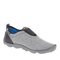 Crocs Busy Day Heathered Slip-On Shoes :: Casual Shoes :: Shop now with FootSmart