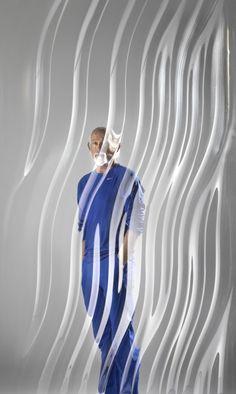 Liquid Kristal designer Ross Lovegrove for Lasvit
