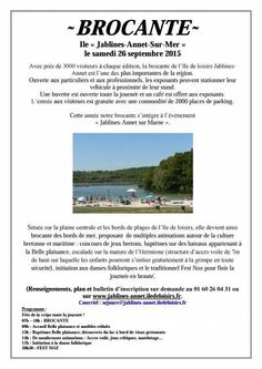 Affiche bourse aux v tements et articles de pu riculture for Brocante loiret