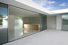 Casa del Atrio, España /  Fran Silvestre Arquitectos