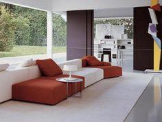 Modern sliding door design by Roberto Dordoni