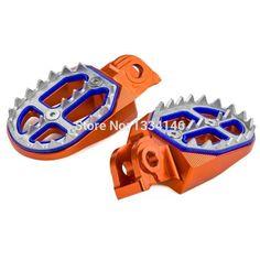 47.49$  Watch here - http://alin79.shopchina.info/go.php?t=32380416062 - Orange CNC Billet Pro-Bite Wide Foot Pegs For KTM 620/625/640/660 LC4 ADVENTURE/DUKE/SM/SMC 47.49$ #buyininternet
