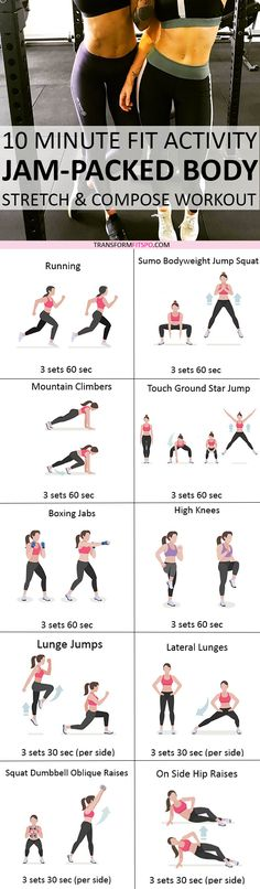 Repin and share if this workout transformed your body! Get ready to get athletic! Read the post for all the information!