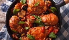 Kipfilet In Italiaanse Champignonsaus, Smullen! recept | Smulweb.nl