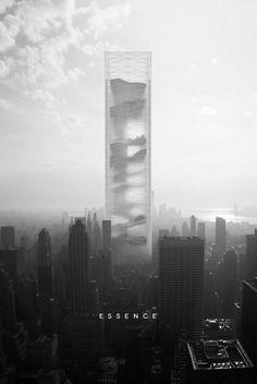 Essence skyscraper   BOMP