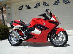 #Santa's ride during the off season... #K1300S #BMW #MachineCrushMonday #Motorrad