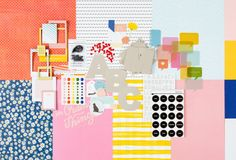 Alfresco Scrapbook Kit at Studio Calico
