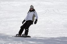 Snowboarding. Can't wait 'till winter so I can learn <3