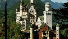 Neuschwanstein castle images