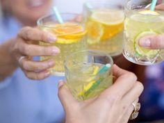 Homemade icetea met citrusfruit - Libelle Lekker