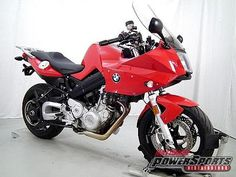 2007 BMW F800S - 17,128 miles #cyclecrunch