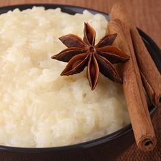 Easy Creamy Rice Pudding Always a favorite.