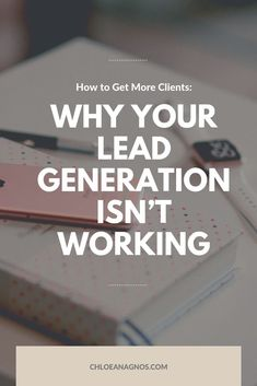 Lead generation is an ongoing process that provides your business with a steady pipeline you can scale and grow. Sales Strategy, Digital Marketing Strategy, Inbound Marketing, Business Marketing, Business Tips, Online Marketing, Online Business, Media Marketing, Business Networking