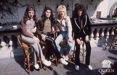 Queen Freddie Mercury Band Portrait Music Poster 11x17