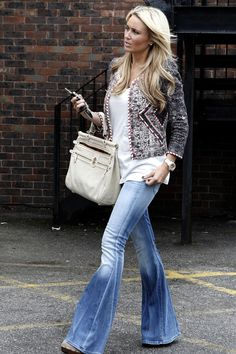 Alex Gerrard snapped with baby bump