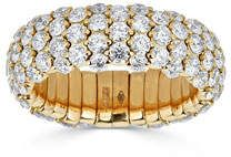 ZYDO from the Stretch Collection. Anniversary Bands, Autumn Fashion Casual, Gold Hardware, Round Diamonds, Women's Earrings, Diamond Jewelry, Women's Accessories, 18k Gold, Sunglasses Women
