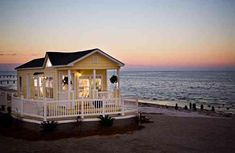 Charming beach cottage