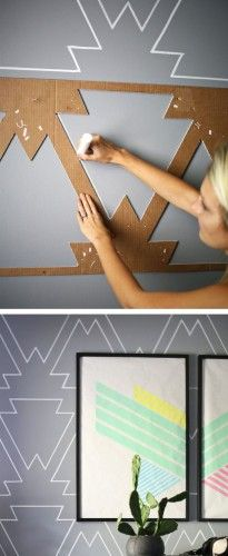Paint pens for walls?!?! Don't know about you, but we're doing our entire apartments this weekend…