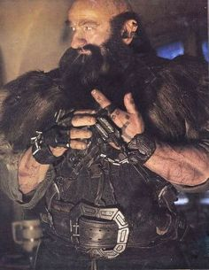 Dwalin son of Fundin, brother of Balin