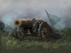 Image result for dwarf cannon
