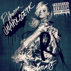 Rihanna - Unapologetic cover