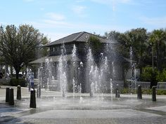 The Fountain at Coligny Beach  by Beach Properties of Hilton Head www.beach-property.com