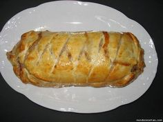 Upload your photo Puff Pork Tenderloin Recipe Write comment about Pork sirloin puff pastry Pedro Lemus Hello Cristina I tell you that I Quick Recipes, Cooking Recipes, Mexican Food Recipes, Dessert Recipes, Tapas Menu, Deli Food, Tacos And Burritos, Good Food, Yummy Food