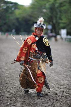 Yabusame - Horse Archery - What is it about the Japanese culture that facinates me???