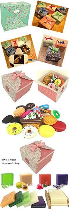 Big Cake Boxes. Chilly Gift Boxes, Set of 12 Decorative Treats Boxes, Cookies, Goodies, Candy and Homemade Soaps Gift Boxes for Christmas, Birthdays, Holidays, Weddings.  #big #cake #boxes #bigcake #cakeboxes