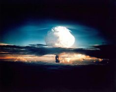 """As bombas H, ou """"bomba de hidrogênio"""", do tipo que a Coreia do Norte afirma ter…"""