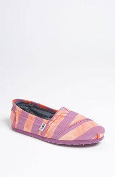 TOMS 'Beckett Classic' Slip-On (Women) available at Nordstrom. Need these!!!