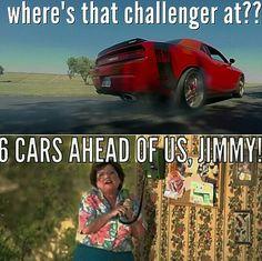 Dodge challenger srt8 meme lol too funny #darksidesrt8