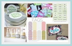 free online printables of every kind...apothecary, childrens, kitchen, gift labels