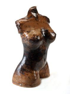 Torso sculpture, Women body sculpture, Body sculpture, Nude sculpture, Female body sculpture, Ceramic sculpture,Fine art sculpture by IngridDebardCeramics on Etsy