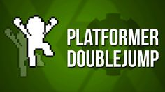 Game Maker Studio: Double Jump Tutorial [Platformer] Game Maker Studio, Maker Studios, Game Dev, Game Design, Motion Graphics, Unity, Videogames, Platform, Animation