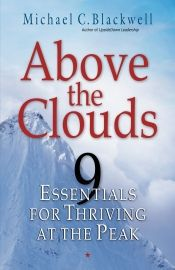Above the Clouds by Michael C. Blackwell - OnlineBookClub.org Book of the Day! @OnlineBookClub