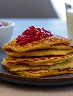 Tortellinisuppe | Det glade kjøkken Frisk, Pancakes, Breakfast, Food, Morning Coffee, Essen, Pancake, Meals, Yemek