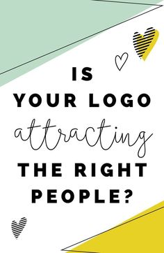 time to get real about your logo - is it working for you?   LOVE PLUS COLOR